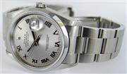 ROLEX 16220 STAINLESS OYSTER PERPETUAL DATEJUST